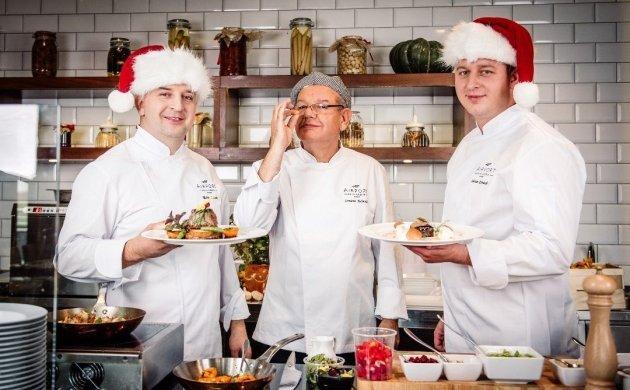 Potrawy świąteczne w ofercie na wynos