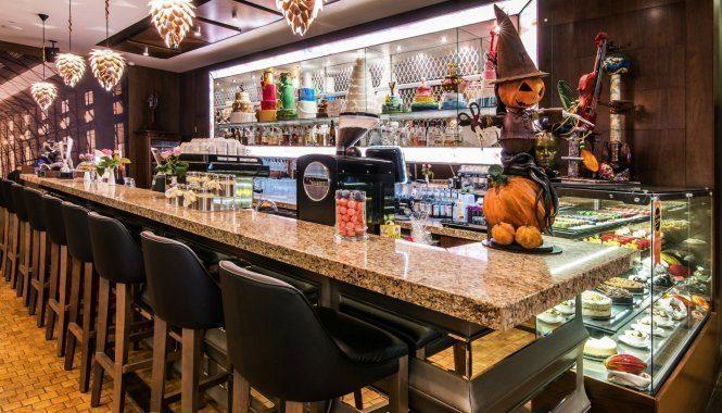巧克力咖啡厅