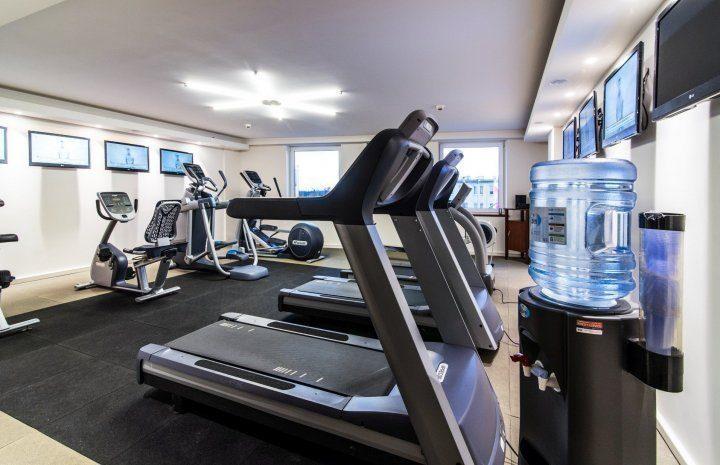 Fitnesszentrum