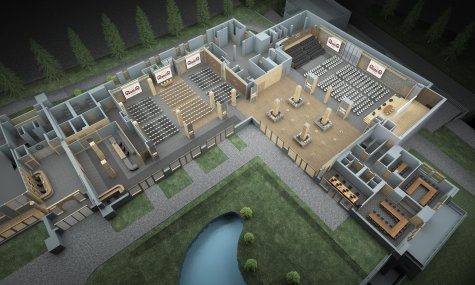 Centrum Konferencyjne Bania