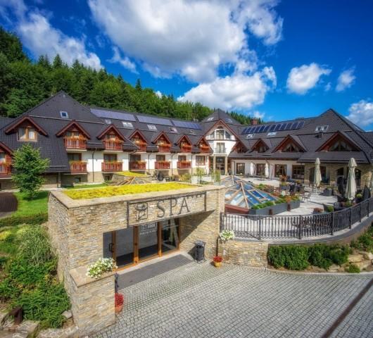 Hotel**** & Spa Czarny Groń