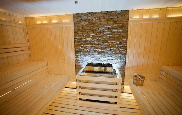 Zespół specjalistycznych saun