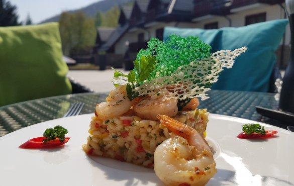 Kuchnia z fantazją