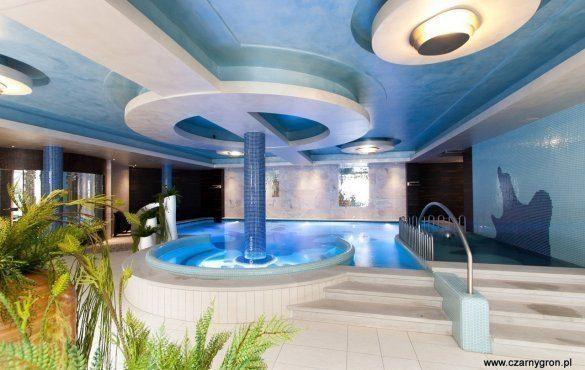 Komfortowy basen