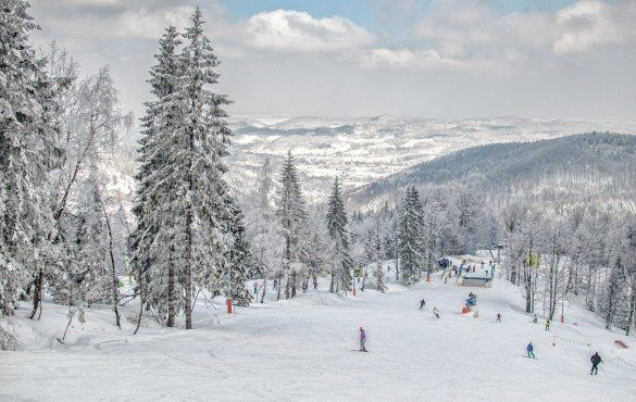 4 trasy narciarskie
