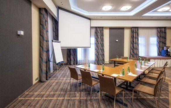 Komfortowe sale konferencyjne