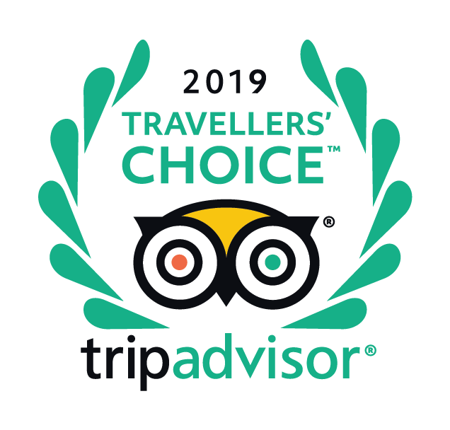 TripAdvisor Traveller's Choice 2019