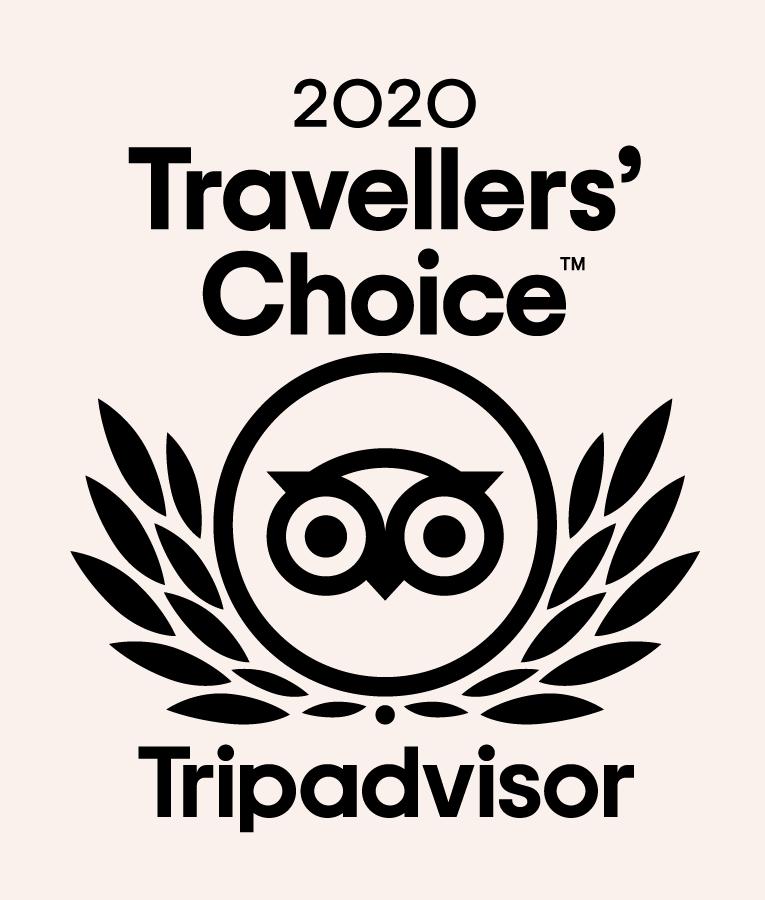Certyfikat jakości TripAdvisor