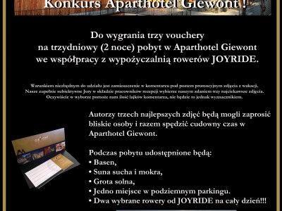 KONKURS APARTHOTEL GIEWONT