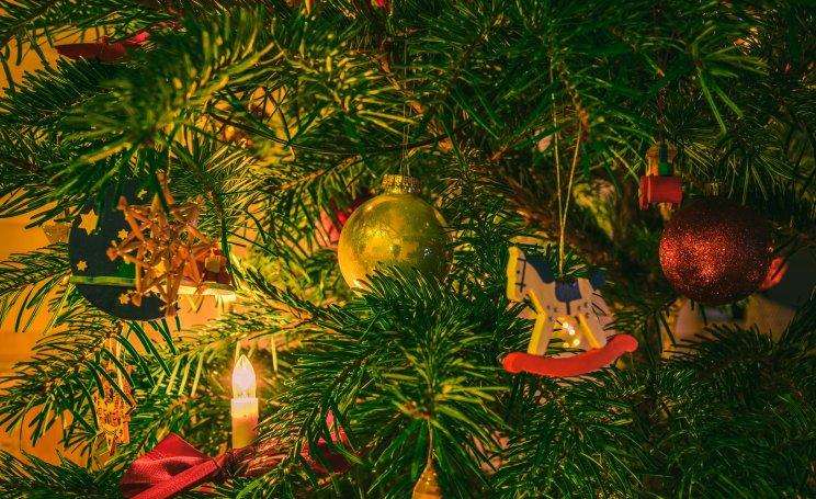 Weihnachten ist die schönste Jahreszeit.