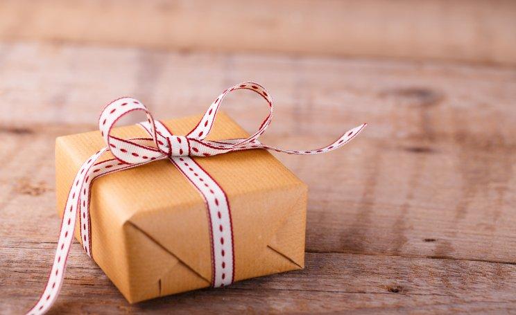 Zu Weihnachten ist es nicht wichtig, was man gibt, sondern dass es von Herzen kommt.