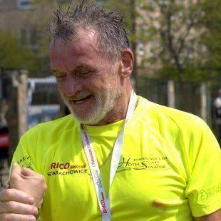 2nd Starachowice half marathon