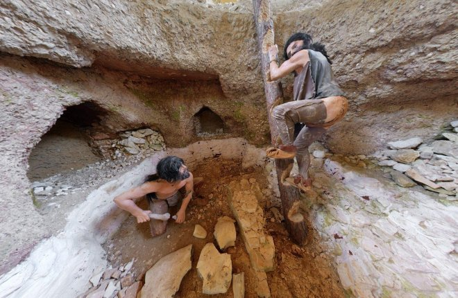 Muzeum Archeologiczne i Rezerwat Krzemionki