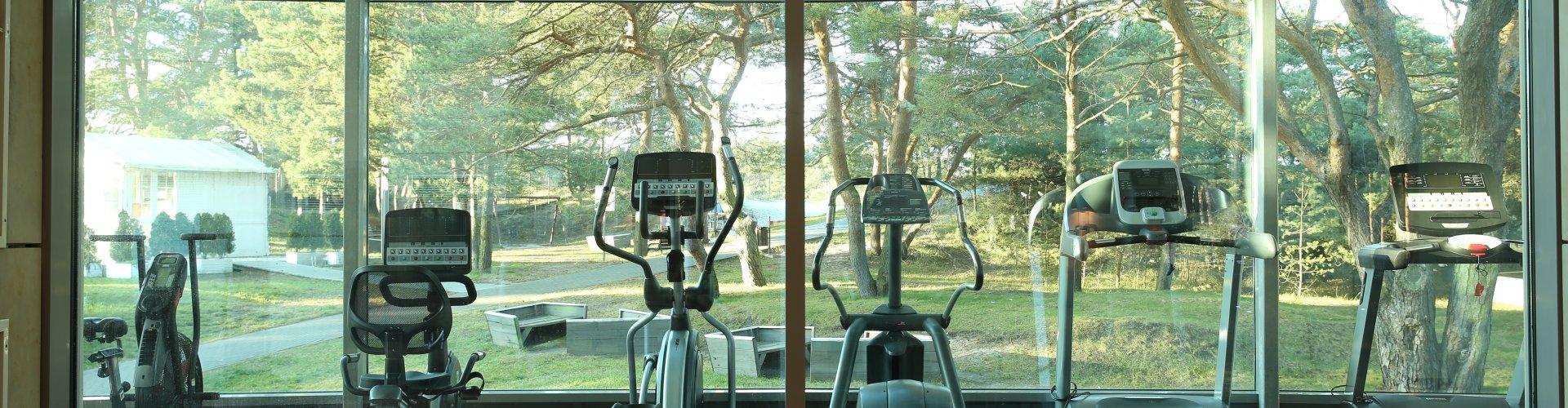 Strefa fitness