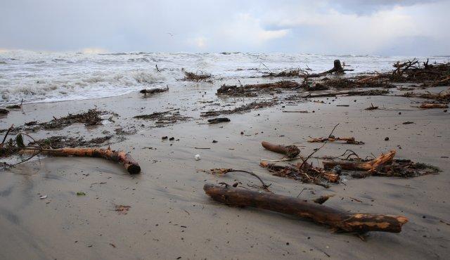Morze Bałtyckie, pokaz siły