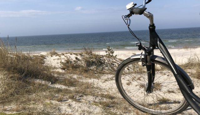 Aktive Erholung am Meer