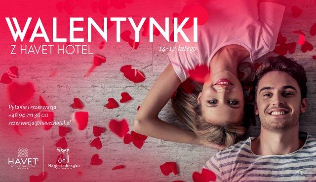 Walentynki z HAVET Hotel