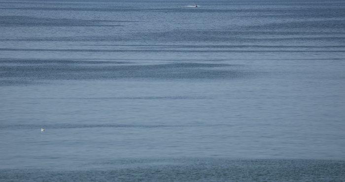 upalny dzień nad morzem