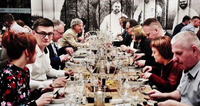 uroczyste otwarcie nowej restauracji a la carte Magia Lubczyku