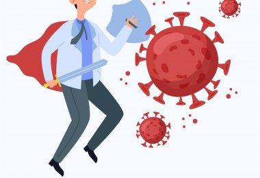 Wirus w koronie zatrzymał świat, ale nie pokona on naszej pasji!