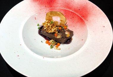 Blok czekoladowy - nowość w karcie menu!