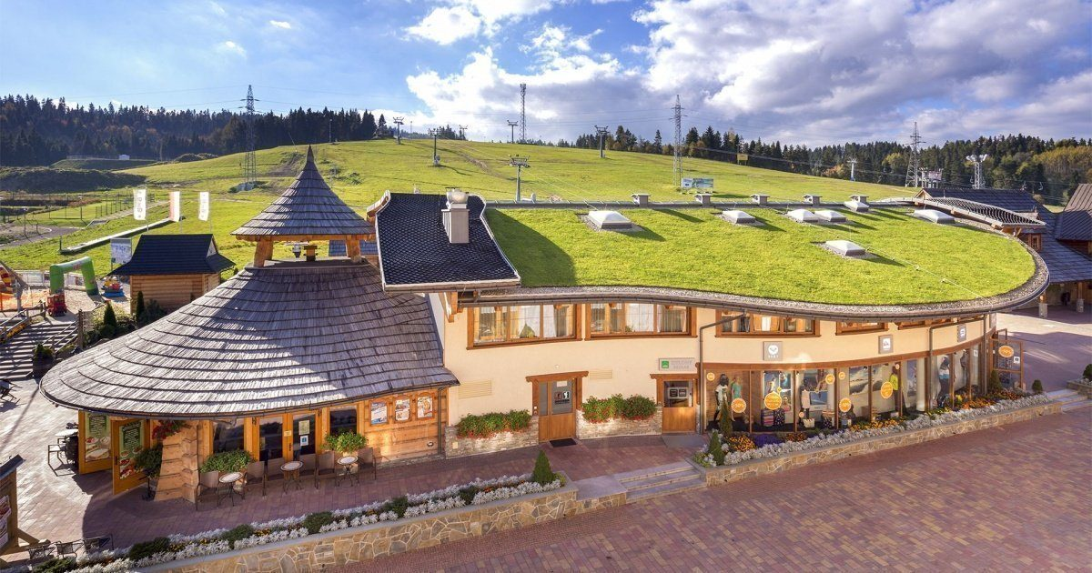 Hotel Bania **** Thermal & Ski