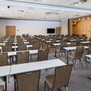7 conference halls