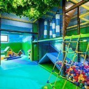 Świetne miejsce zabaw