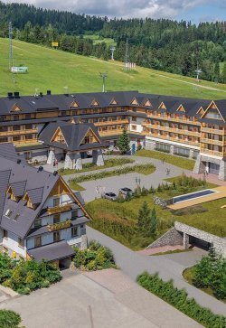 Ausbau des Hotels