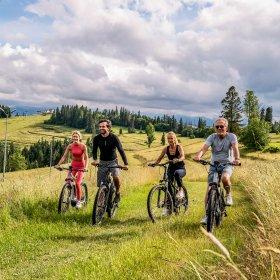 Wycieczki piesze i rowerowe