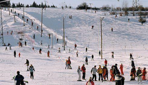 Sieben neue Skilifte