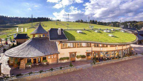 Grüne Hütte (Zielony Szałas)