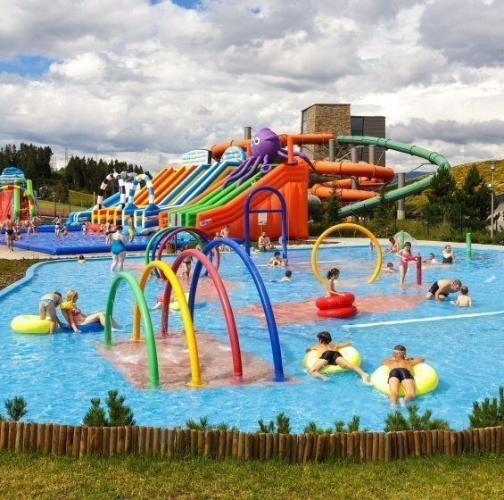 Perfect thermal baths for families
