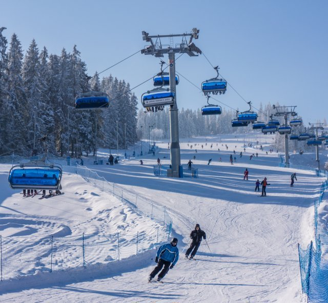 Ski-Ressort Kotelnica