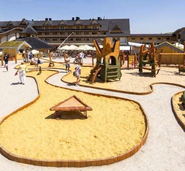 Ogród Zabaw Bania Kids