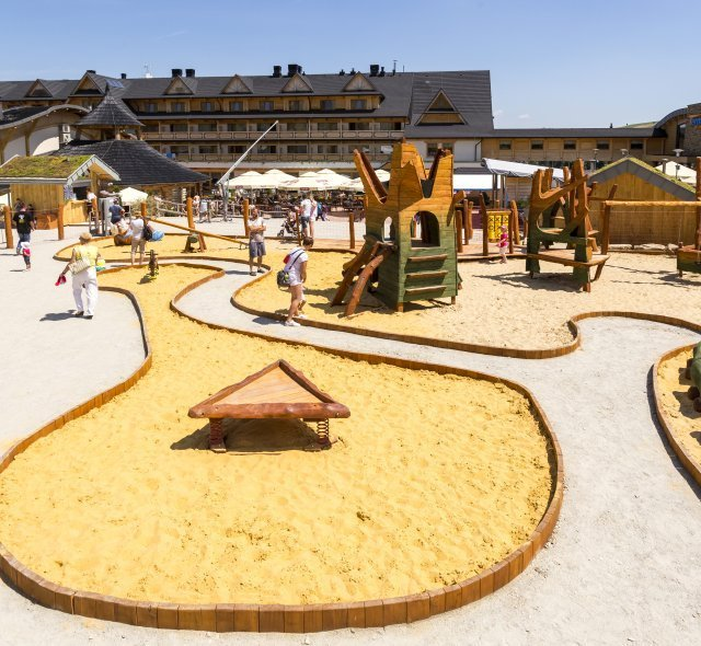Spielgarten Bania Kids