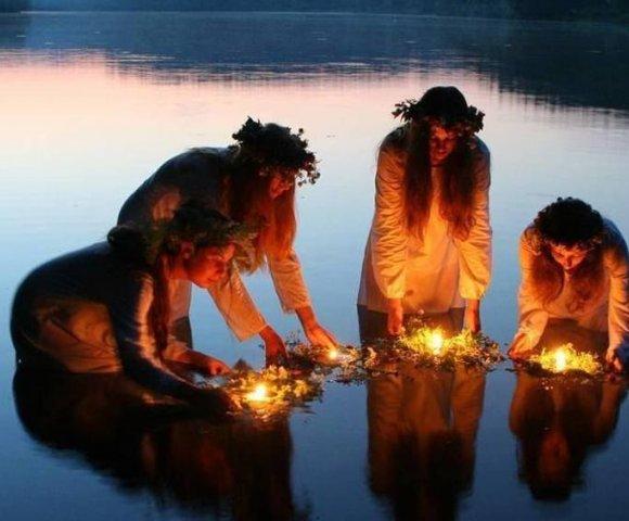Noc Kupały- Świętojańskie Saunowanie