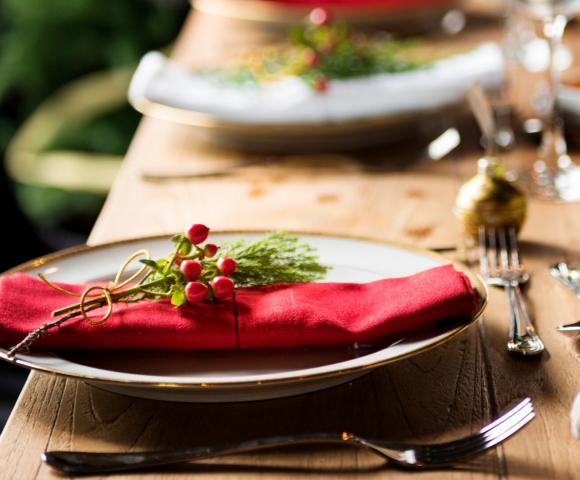 Świąteczne kolacje biznesowe