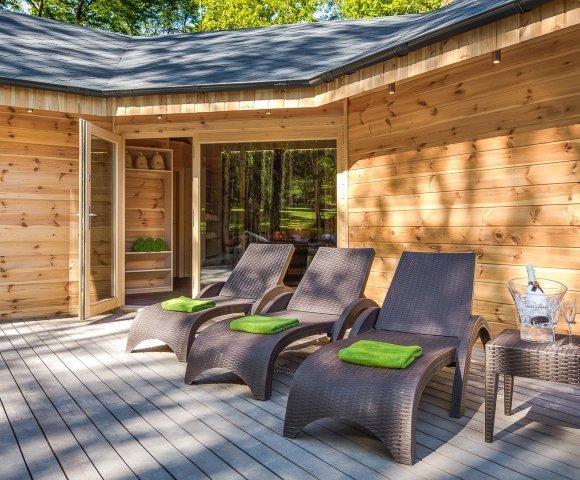Terrassen zum Entspannen