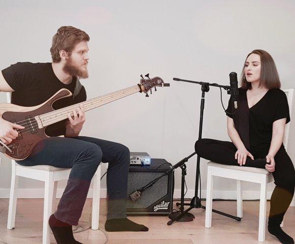 Koncert duetu Anna Malek i Wojtek Bergander