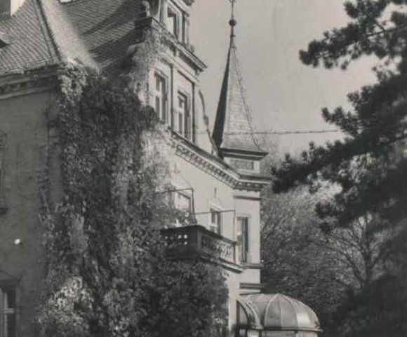 Wolfgang Dierig's Villa
