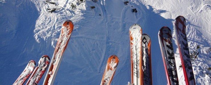 Szkoła narciarska na Palenicy