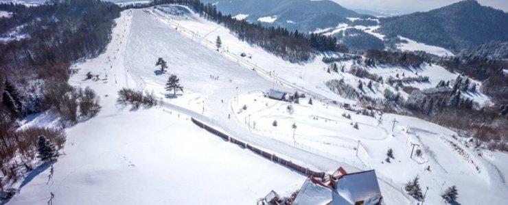 Zabierz rodzinę na narty do Szczawnicy!
