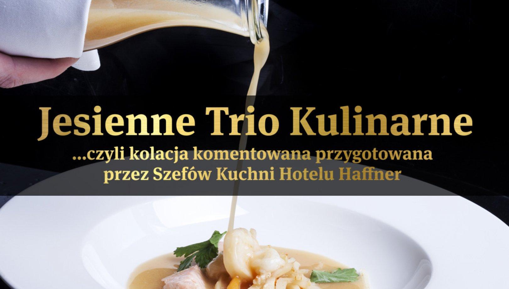 Jesienne trio kulinarne