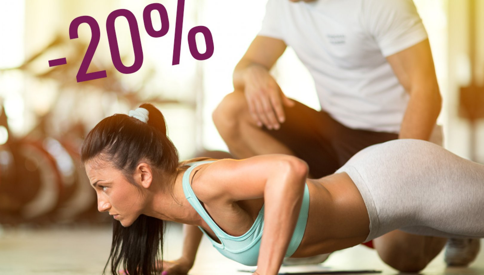 Trening indywidualny -20%