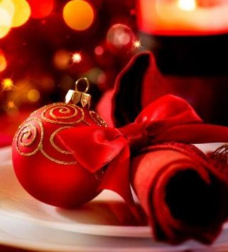 Christmas Eve Dinner at Haffner Hotel