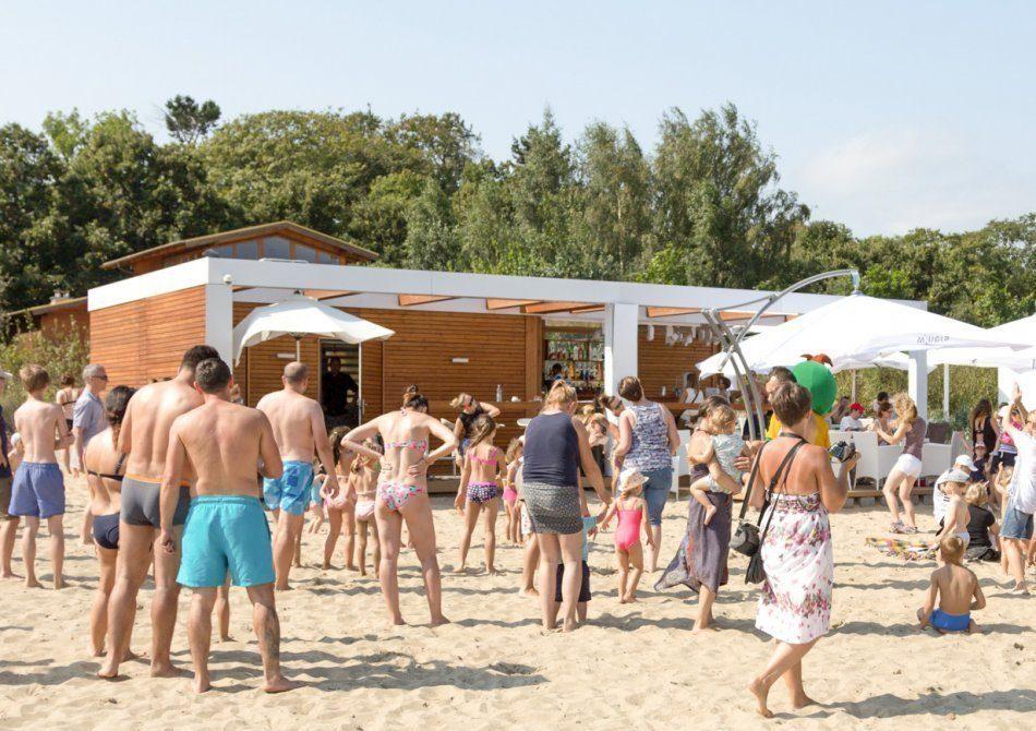 Atrakcje na plaży