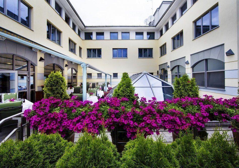 Historia Hotelu Haffner