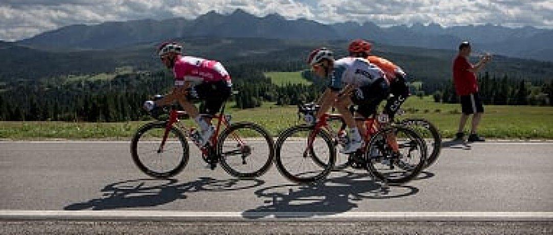 77. Tour de Pologne w BUKOVINA Resort