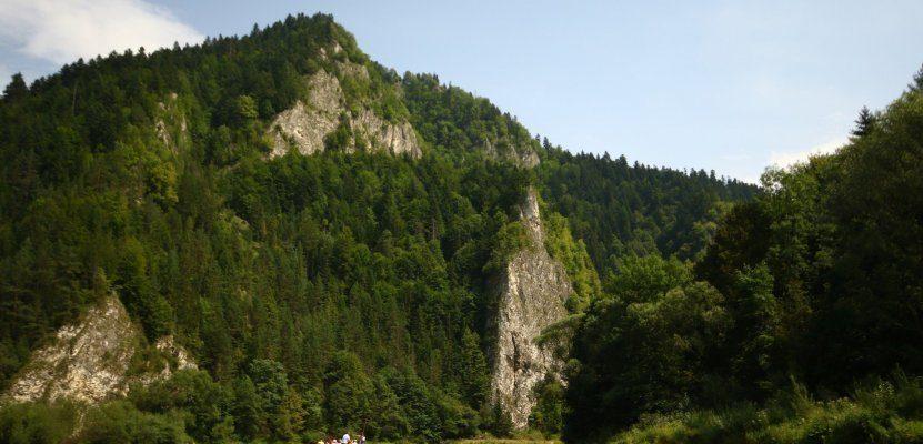 Spływ Przełomami Dunajca